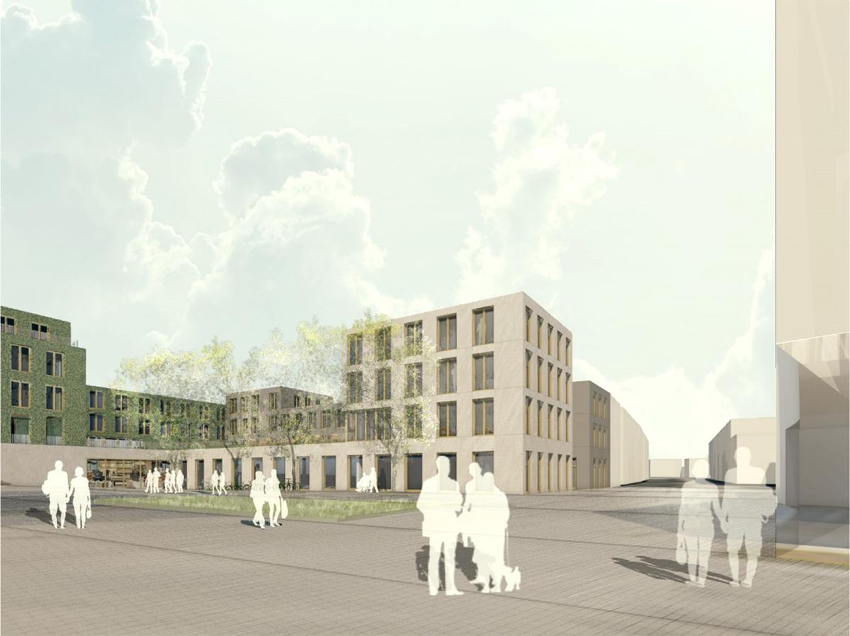 Im Herzen der Stadt – HCRE erhält Zuschlag für die Entwicklung des Marktplatzes in Meckenheim